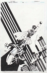 Batman Rebirth #6 Cover by Tim Sale Comic Art