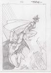 Batman #6 Thumbnail 2 by Tim Sale Comic Art