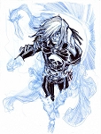 Harlock Prelim by Eric Canete