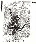 Green Arrow Annual #4 by Tommy Lee Edwards