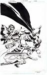 Batman Rebirth #16 Cover by Tim Sale Comic Art