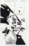 Batman/Shadow #3 by Tim Sale Comic Art