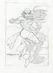 Elektra Cover Prelim by Tim Sale