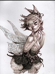 Tinker Bell by Eric Canete Comic Art