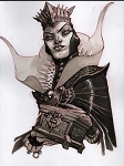 Evil Queen by Eric Canete Comic Art