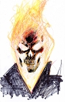 Ghost Rider by Rod Reis