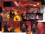 Doctor Strange Damnation #4 p.04-5 by Rod Reis