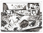 Black Science #42 p.20-21 by Matteo Scalera