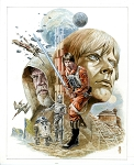 Legends of Luke Skywalker Cover by JG Jones