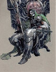 Dr. Doom-26011 by Eric Canete