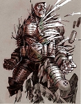 Colossus by Eric Canete