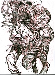 He-Man & Battlecat by Eric Canete