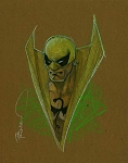 Iron Fist - 26073 by Tim Townsend