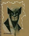 Wolverine - 26074 by Tim Townsend