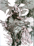 Dungeons and Dragons by Eric Canete