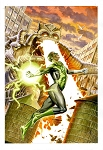 Green Lantern Season Two #10 by JG Jones