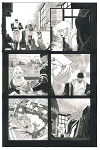 Batman: WKP: Harley Quinn #1 p.12 by Matteo Scalera