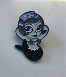 Limited Edition Sailor Mermaid Pin by Mindy Lee