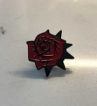 Limited Edition Rose Pin by Mindy Lee