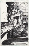 Batman Gothic #24 by Klaus Janson
