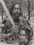 Game of Thrones 2 by Dan Panosian