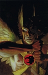 Hawkman #12 by Andrew Robinson