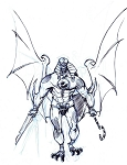 Mumm-Ra Wings2 by Eric Canete