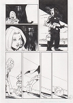Adv of Supergirl #2 p.16 by Bengal Comic Art