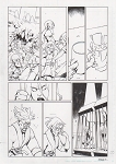 Adv of Supergirl #3 p.03 by Bengal Comic Art