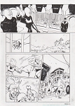 Adv of Supergirl #3 p.04 by Bengal Comic Art