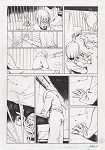 Adv of Supergirl #3 p.05 by Bengal Comic Art