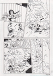 Adv of Supergirl #3 p.09 by Bengal Comic Art