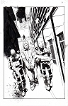 Deathstroke #9 p.06 by Cary Nord