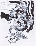 Thor by Eric Canete