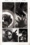 Captain America White 4/05 by Tim Sale Comic Art