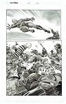 Captain America White 5/08 by Tim Sale Comic Art
