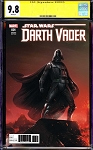 Darth Vader #1 Variant by Francesco Mattina CGC 9.8 Yellow Label