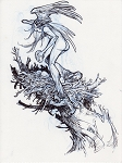 Egg Fairy by Eric Canete