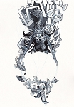 Encore Bookplate by Eric Canete