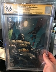 CGC Batman: Dark Knight III Master Race 2: Signed by Entire DK3 Team! Jim Lee