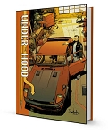 Under the Hood Art Book by Sean Murphy