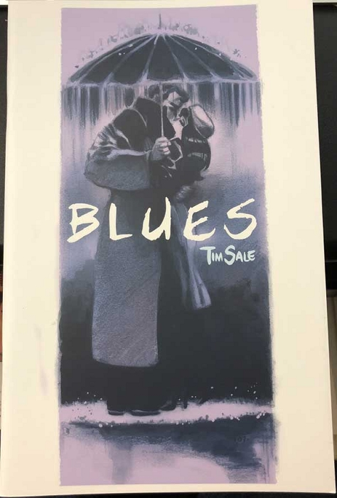 Tim Sale: Blues Sketchbook