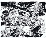Uncanny X-Force #10 p.07-8 by Ramon Perez