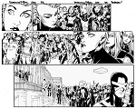 Uncanny X-Men #600 p.32-33 by Mark Irwin