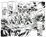 Wolverine & the X-Men #26 p.19-20 by Ramon Perez