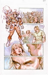 X-O Manowar #19 p.09 by Cary Nord