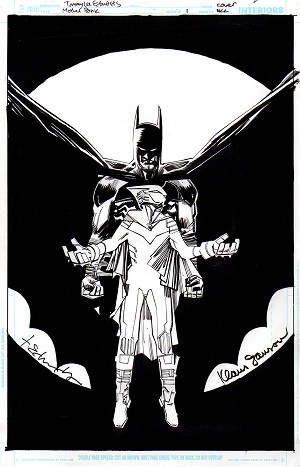 Mother Panic #1 Var by Tommy Lee Edwards