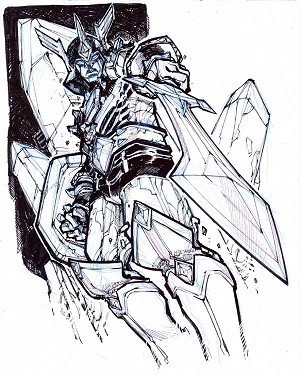 Crystar by Eric Canete