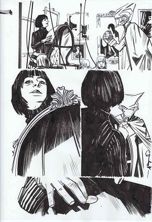 Mother Panic #3 p.12 by Tommy Lee Edwards