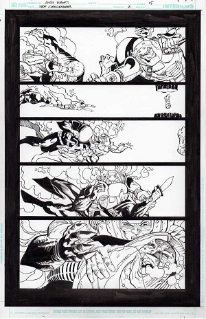 New Challengers #2 p.15 by Andy Kubert